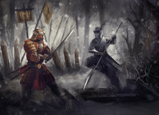 Tácticas e infiltración en el Japón feudal. Shadow Tactics: Blades of the Shogun